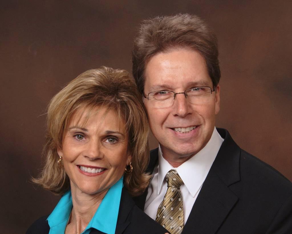 Pat & Brenda Brown 2014
