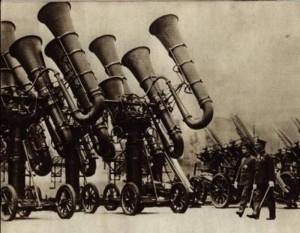 Photo of a War Tuba