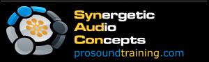 SynAudCon's New Logo