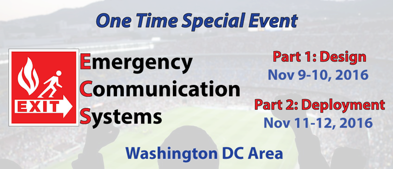 Emergency Communication Systems Banner Ad