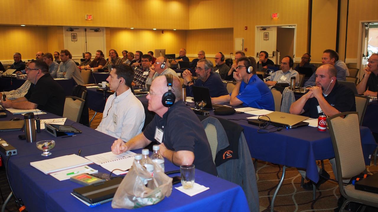 ECS: Design and Deployment Seminar - listening demos