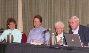 Pat & Brenda Brown, Don & Carolyn Davis