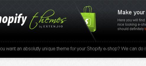 Shopify themes screenshot