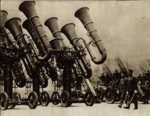 Photo of a War Tuba