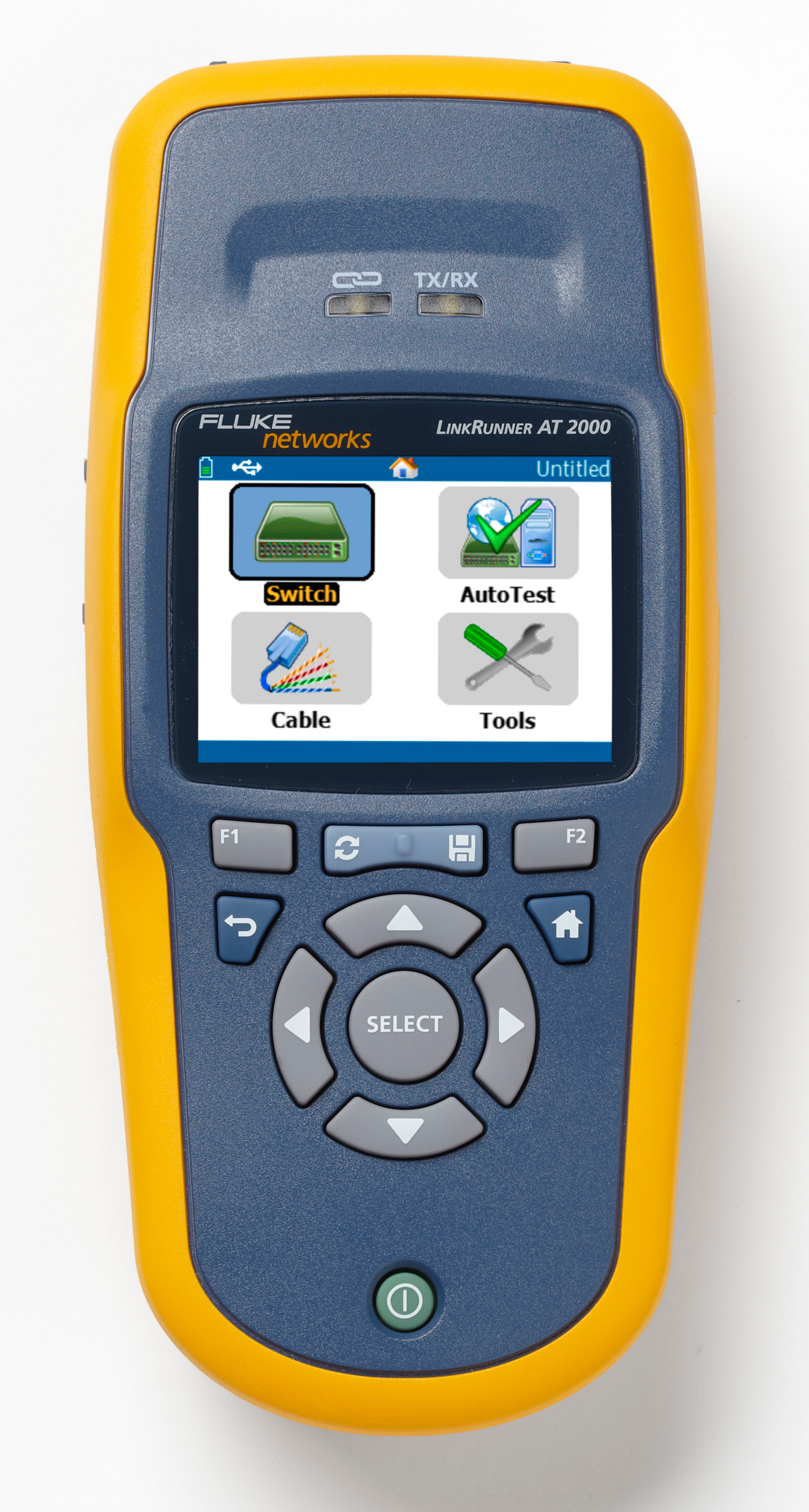 Understand The Differences Between Analog And Digital Interfaces Cen Tech Telephone Wiring Diagram A Stand Alone Tester For Network Troubleshooting Courtesy Fluke