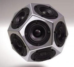 Photo 1 - A dodecahedron loudspeaker