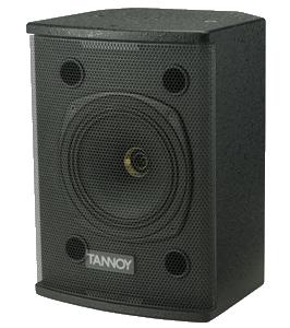 Photo 2 - A medium-Q self-powered loudspeaker (courtesy Tannoy)